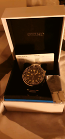 SEIKO KINETIC DIVERS WATCH ((MIGHT SWAP))