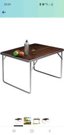 Motorhome/ caravan/ camping table