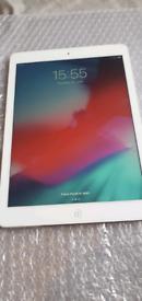 iPad Air Silver Wifi + Cellular Unlocked