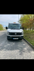 Volkswagon crafter tipper