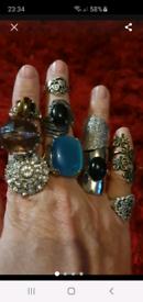 Joblot rings