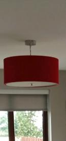 Red light shade
