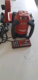 Hilti pr26 Green beam rotary laser