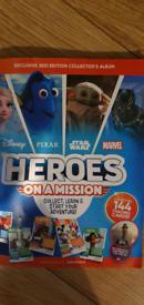 Sainsbury's Heroes on mission