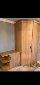 Fitted wardrobe * open to offers *