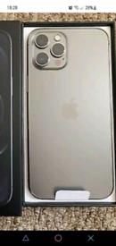 Iphone 12 pro grey.