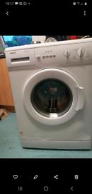 Washing machine faulty