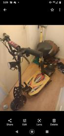 Evo electric scooter 2000w