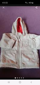 Little boys coat