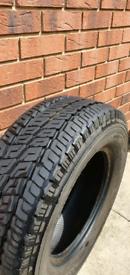 Continental vanco 225/70 R 15 C van tyre