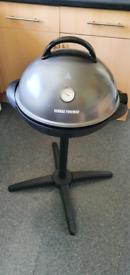 George Foreman indoor/ outdoor standing grill