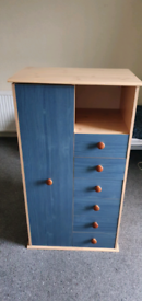 Tall boy cabinet