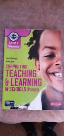 Level 3 Teaching Assistant reference book