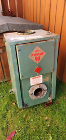 Firebird Popular 90 home heating boiler. Used. Free if collected