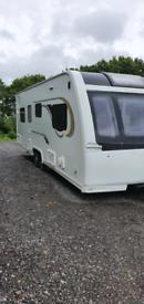 2018 LUNAR Alaria Luxury TR Touring caravan