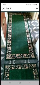 Carpet Runner and Door Mat. Brand New.