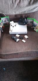 Xbox one s swaps