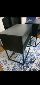 Ikea bedside draws
