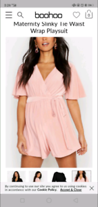 New Boohoo Maternity Playsuit Southport Gold Coast City Preview