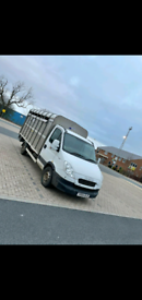 Iveco daily van/horsebox/cattle