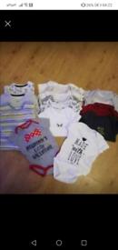 Boys 6-12 month bundle