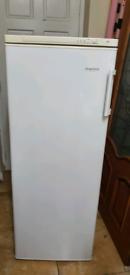 Fridgidaire upright freezer 6 drawers H144cm W54cm D55cm