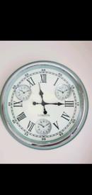 Fabulous Large World Wall Clock Brand New