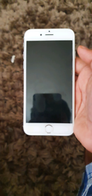 Iphone 6, 16GB, silver and unlocked