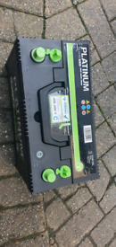 Platinum leisure battery SD6110L