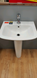 Ex Display Basin - TAP NOT INCLUDED