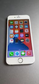 iPhone 6S Silver Unlocked