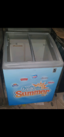 Commercial display freezer fully working excellent condition
