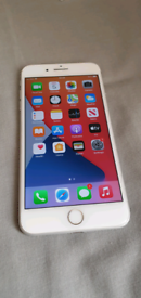 iPhone 7 Plus Silver Unlocked