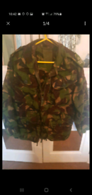 NATO DPM COMBAT JACKET (L)REDUCED from £50