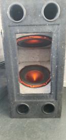 1500 watts subs