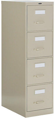 Metal 4 Drawer Lockabe Vertical File Cabinet Office Furniture