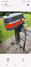Old outboard engines WANTED
