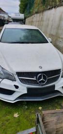 Mercedes e220 coupe Amg 2015 Not 330d 320d 520d e250 e350 c220 c250