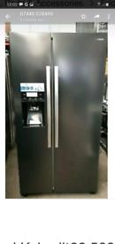 kenwood 562 litre American style refrigerator*brand new*