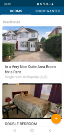 DOUBLE BEDROOM FOR A RENT