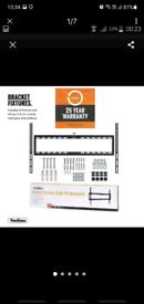 VonHaus 37-70 TV WALL BRACKET ULTRA SLIM Inch 55 65 60 40 47 BRAND NEW