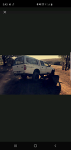 Ford courier 1999 GL (4X4)
