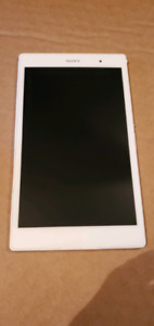 Sony z3 compact tablet LTE (rogers)
