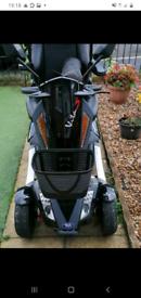 Tga vita s mobility scooter