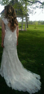 Beautiful wedding dress Maggie