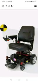 Roma Reno Elite Electric Wheelchair / Powerchair Excellent Condition
