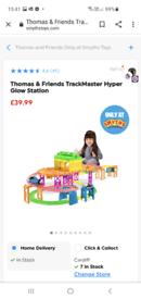 Thomas & friends trackmaster hyper glow station