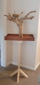 Parrot java tree stand