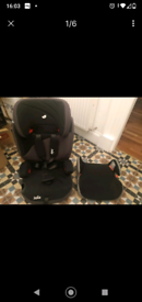 Child car seat and booster
