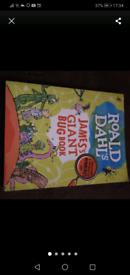 Roald Dahl James's Giant Bug Book